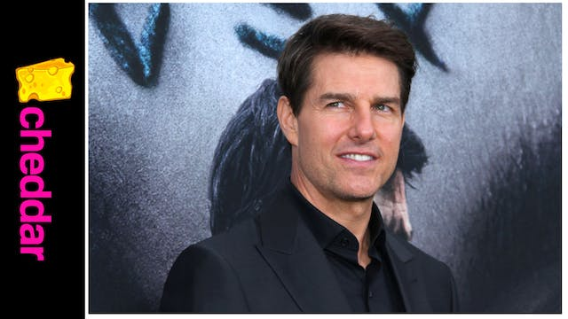 How Tom Cruise Came Back From His On-...