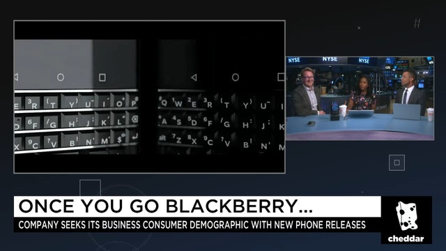 Blackberry Hoping for a Comeback