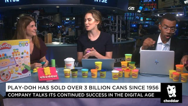 How Play-Doh Continues to Grow