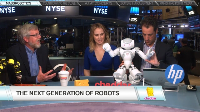 MassRobotics on Humanoid Robots