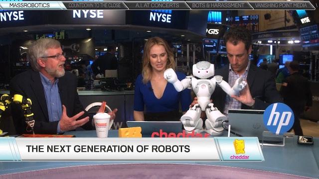 MassRobotics on Humanoid Robots