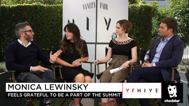 Monica Lewinsky on Finding a Place to Feel Safe Online