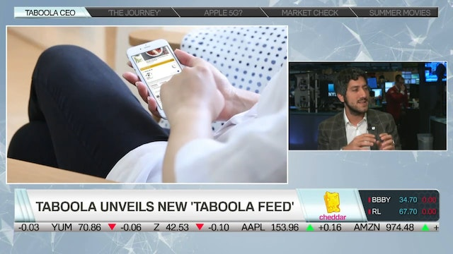 EXCLUSIVE: Taboola Introduces New Fee...