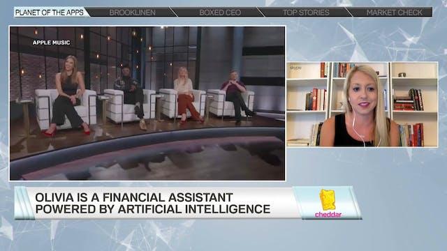 Personal Finance App 'Olivia AI'  Hel...