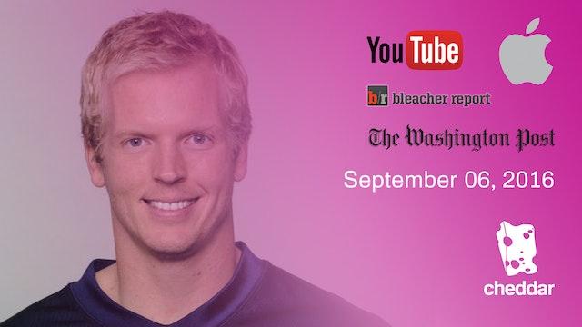 September 6, 2016 Full Show