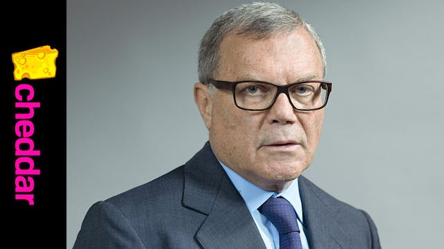 WPP CEO Sir Martin Sorrell Thinks Sna...