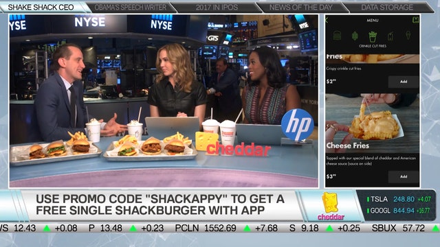 Shake Shack CEO Randy Garutti on the ...