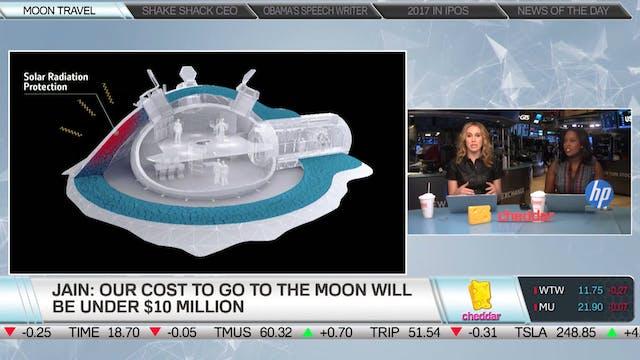 Moon Express' Priorities After Landin...