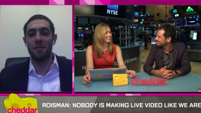 Glide CEO Ari Roisman Talks Live Vide...