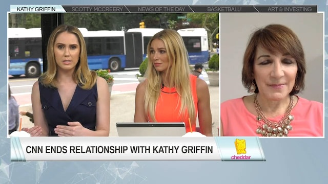 The Fallout From Kathy Griffin's Apology