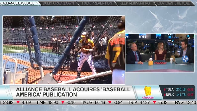 CEO Gary Green on Alliance Baseball's...