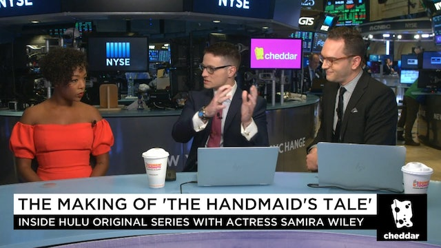 """A Star From """"The Handmaid's Tale"""" on the Show's Social Impact"""