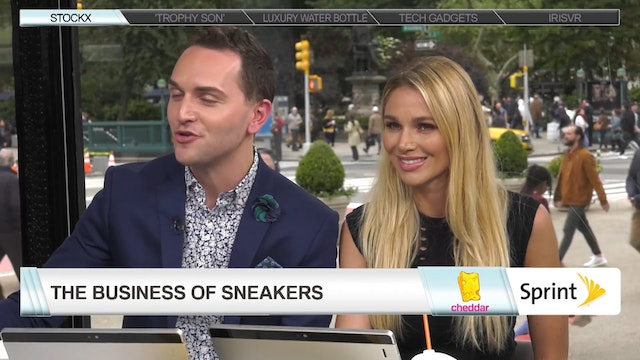 Josh Luber, CEO of StockX