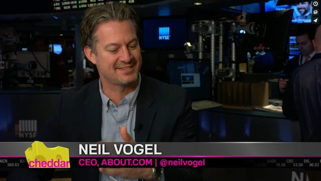 About.com CEO Neil Vogel on New Busin...