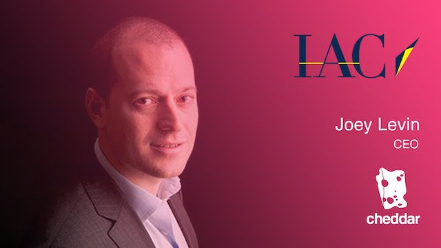 IAC's Joey Levin discusses digital publishing and talks about how a Vimeo-powered subscription service could work