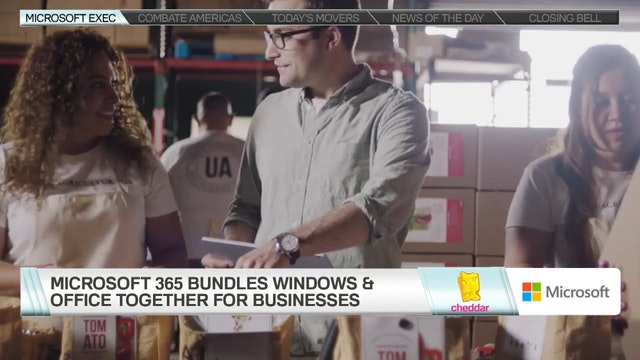 Microsoft 365 Business Bundle Cracks ...
