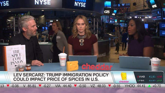 Chef Lior Lev Sercarz on How Trump's Executive Order Could Impact Spice Prices
