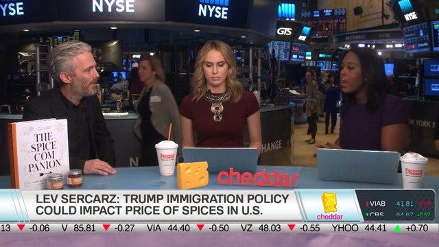 Chef Lior Lev Sercarz on How Trump's ...