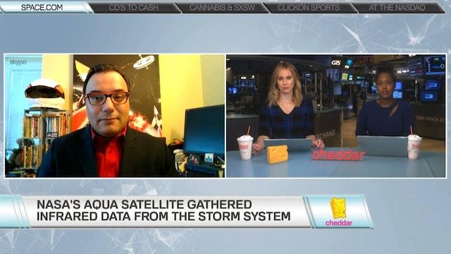 Space.com's Tariq J. Malik Breaks Dow...