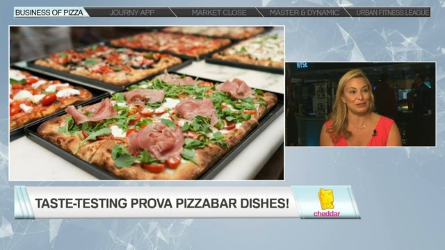 Prova Pizzabar's Donatella Arpaia Bri...