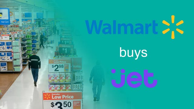 Top News: Walmart buys Jet.com