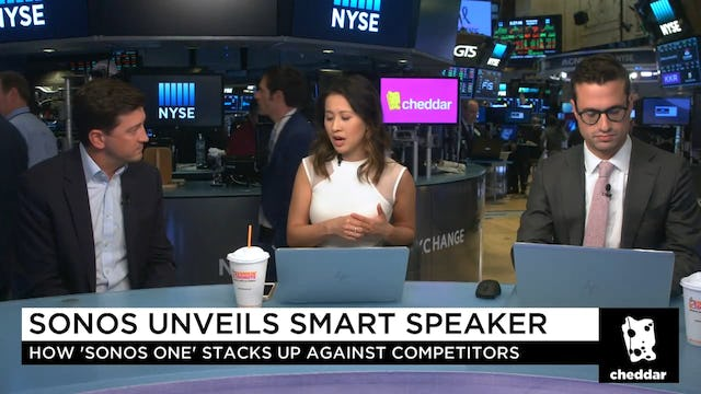 Sonos VP: Endgame Is Filling Homes With Music