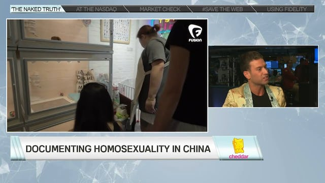 Here's Why Only 5% of the LGBTQ Community is Out in China