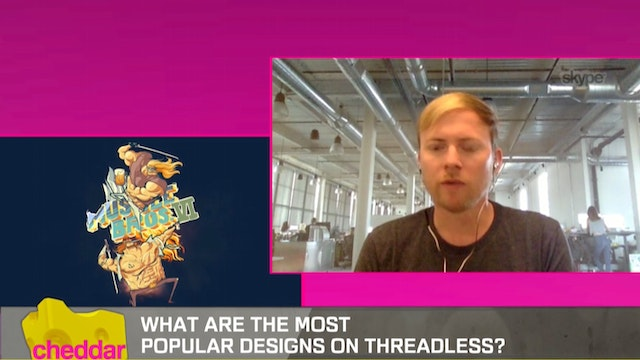 Threadless CEO Jake Nickell Talks Cro...