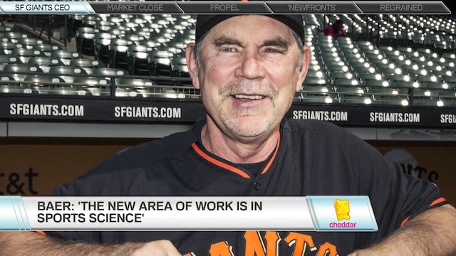 SF Giants President and CEO Talks to ...