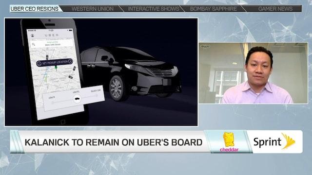 CNET: Kalanick Was Hurting Uber's Bot...