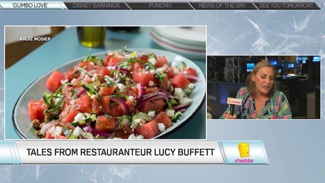 """Lucy """"LuLu"""" Buffett, author of """"Gumbo..."""