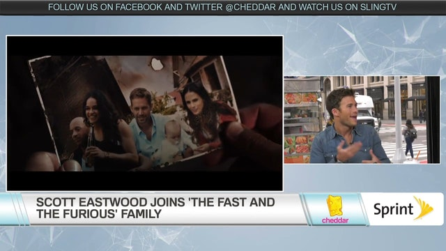 Scott Eastwood Joins Fast and the Fur...