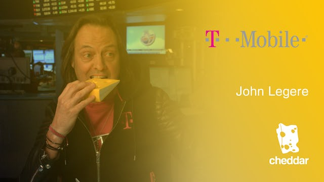T-Mobile CEO John Legere - Other guys don't get it