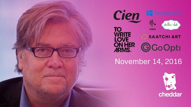November 14, 2016 Full Show