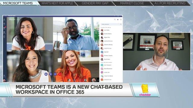 Microsoft Launches Teams Collaboratio...