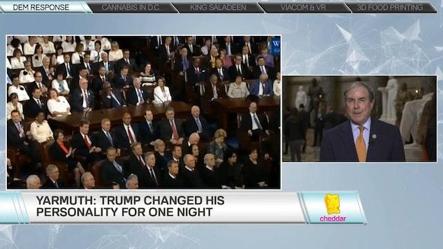 Hed- Rep. John Yarmuth on Trump's Pol...