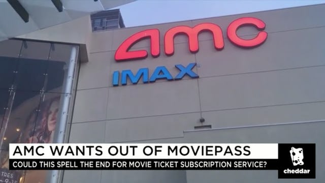 MoviePass CEO: We're Relying on AMC's Compliance With MasterCard Rules
