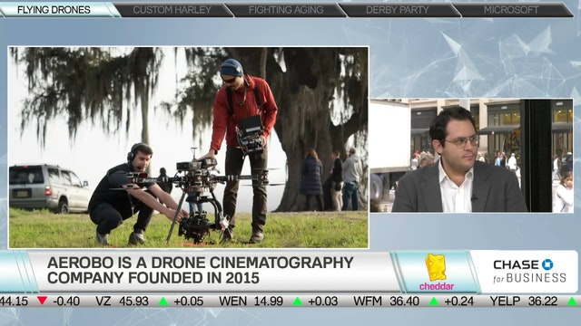 Drones Are Taking Over the Movie Indu...