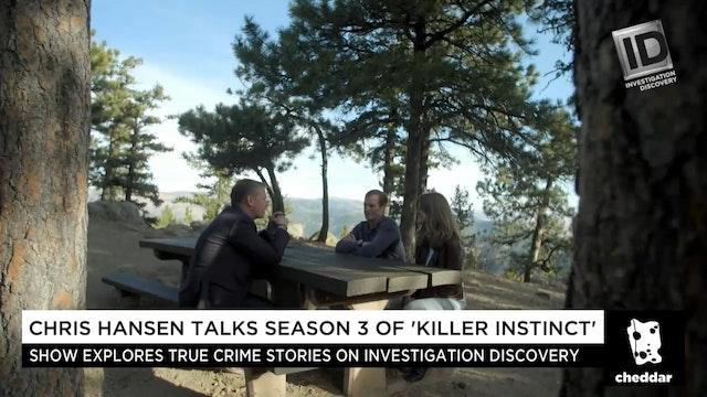 Chris Hansen is Solving Unsolved Myst...