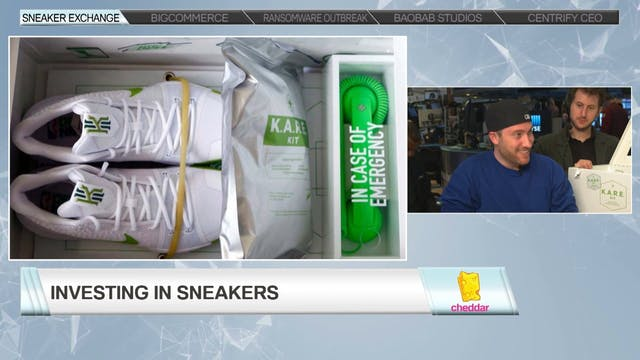 Josh Luber - CEO, StockX