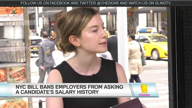 A New NYC Bill Bans Employers From As...