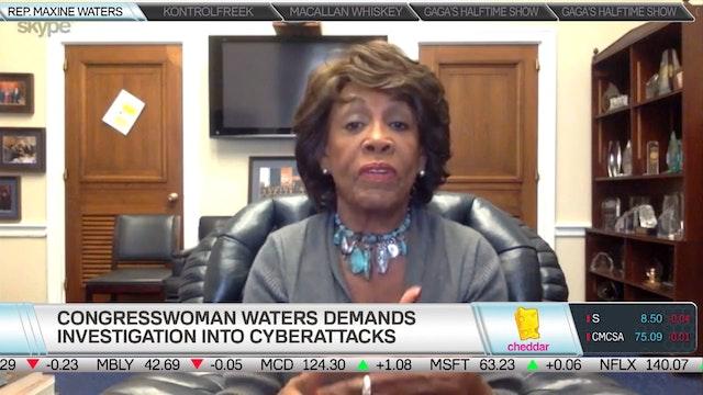 Congresswoman Maxine Waters on Her In...