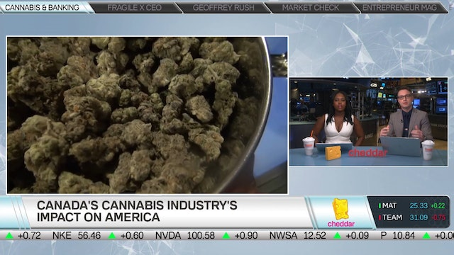 The Cannabis Industry Takes On the Banks