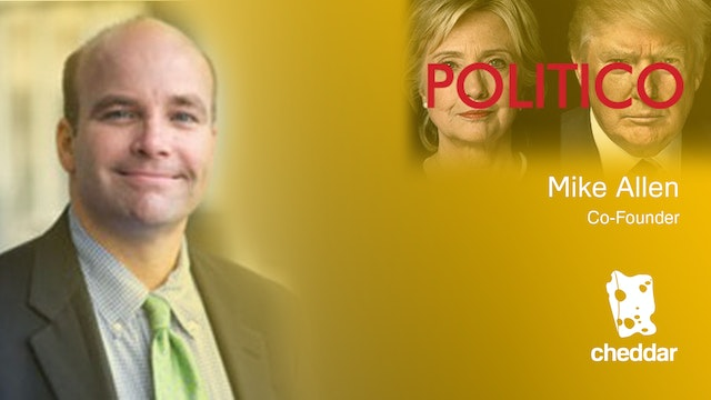 Politico Co-Founder Discusses Chances...
