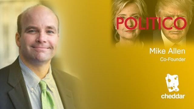 Politico Co-Founder Discusses Chances...