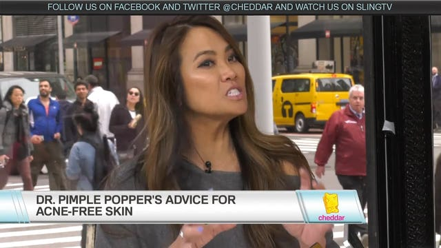 Dr. Pimple Popper's Advice for Acne-Free Skin