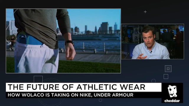 The Athleisure Start-Up Trying to Tak...