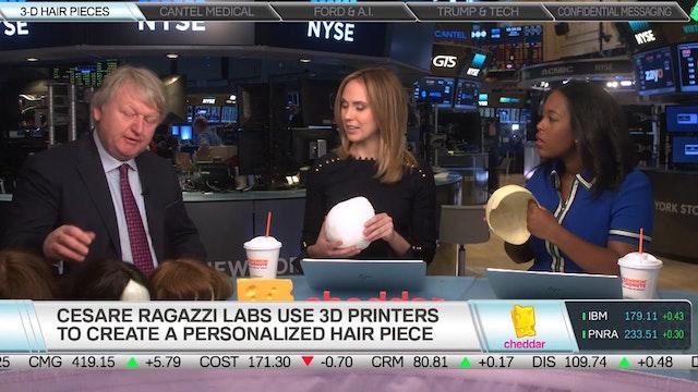 Cesare Ragazzi Laboratories CEO Talks...