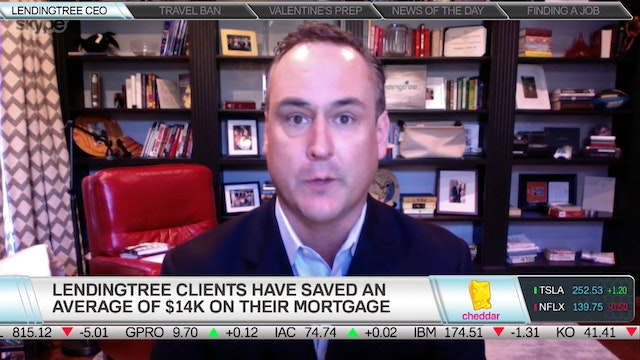 LendingTree CEO Doug Lebda on What'll...