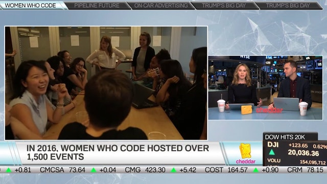 Women Who Code's Alaina Percival on M...